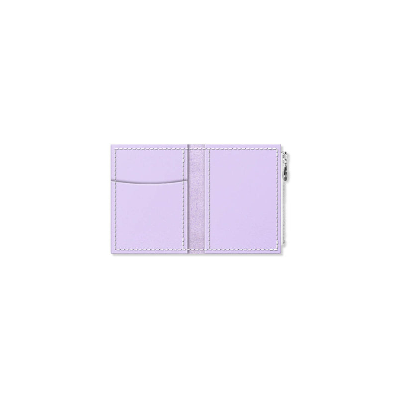 Custom - Foxy Notebook Wallet Insert - Size No. 0 - Wisteria