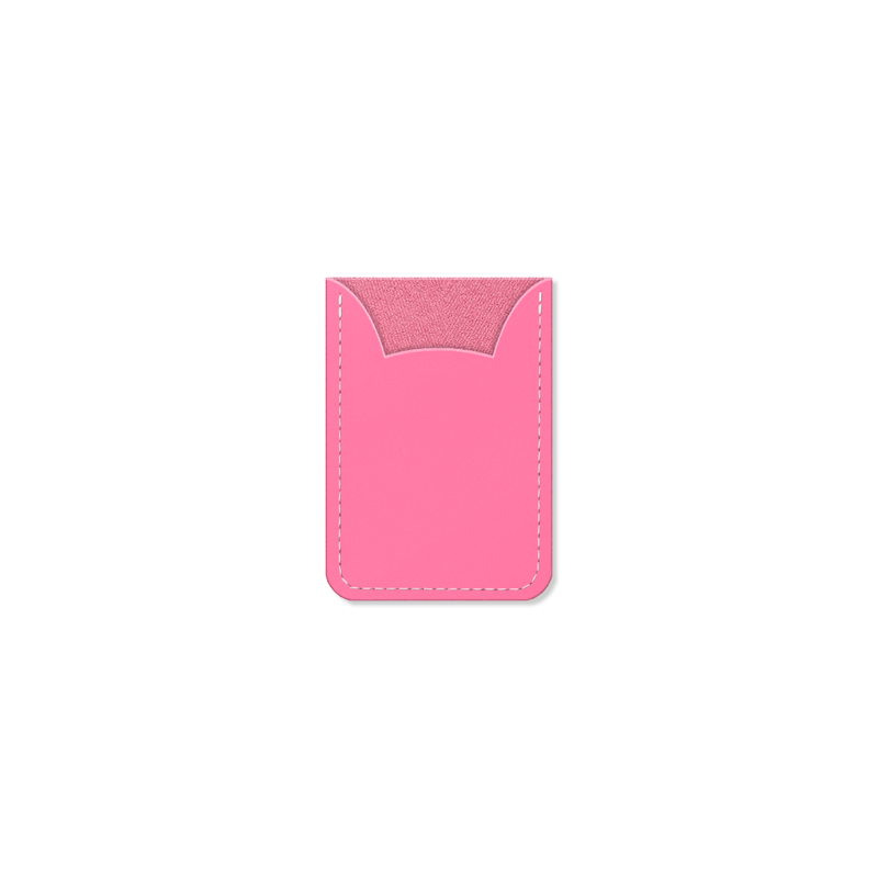 Custom - Foxy Card Sleeve - Pink Grapefruit