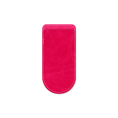 Custom - Pen Sleeve - Pink Peppercorn