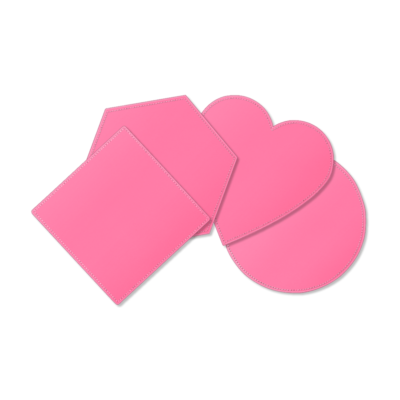 Custom - Mouse Pad - Pink Grapefruit