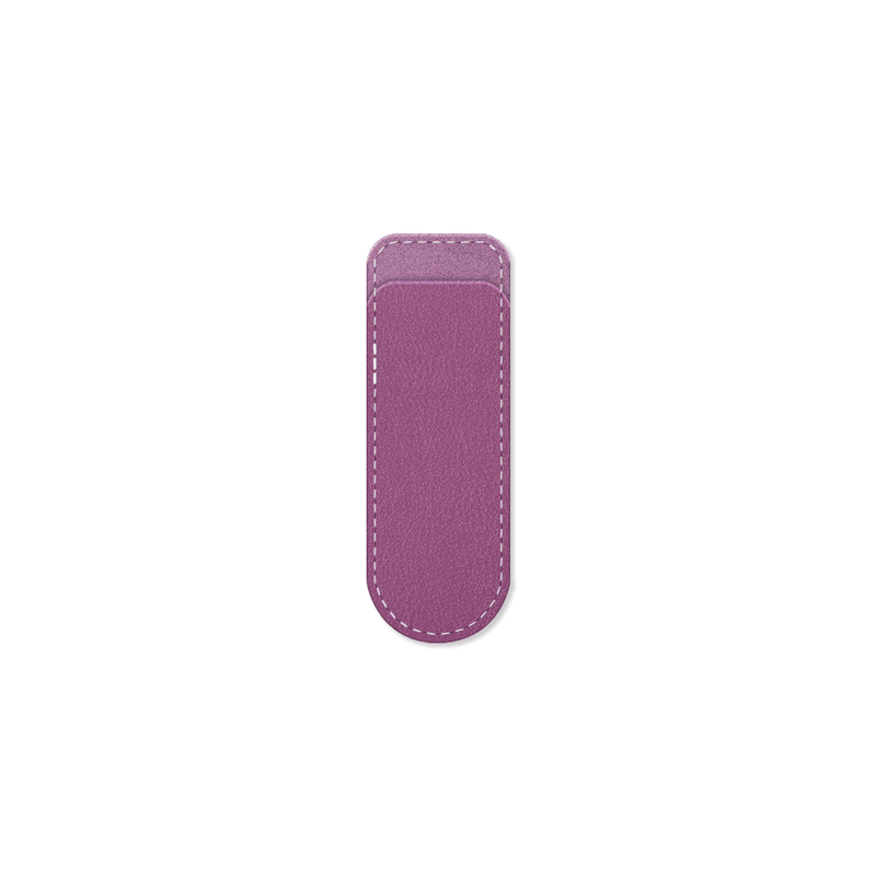 Custom - Mini Pen Sleeve - Plum Cake