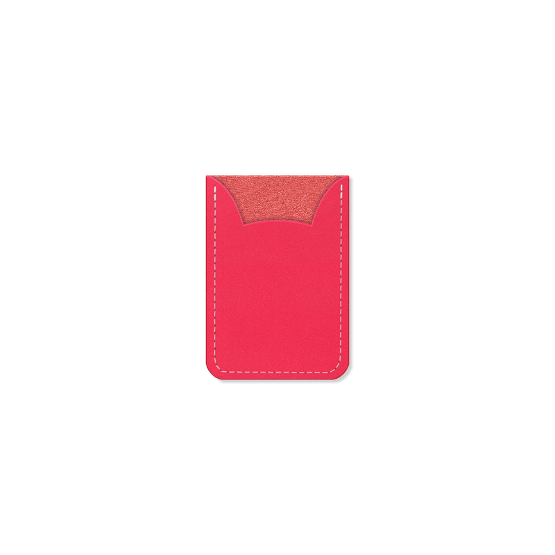 Custom - Foxy Card Sleeve - Poppy