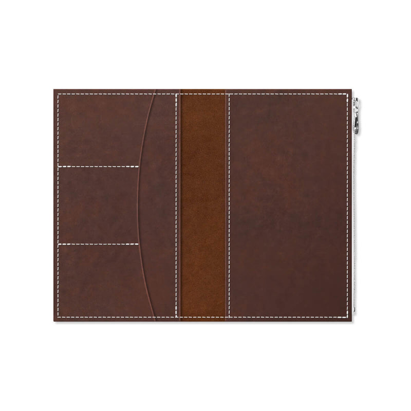 Custom - Foxy Notebook Wallet Insert - Size No. 7 - Rowena