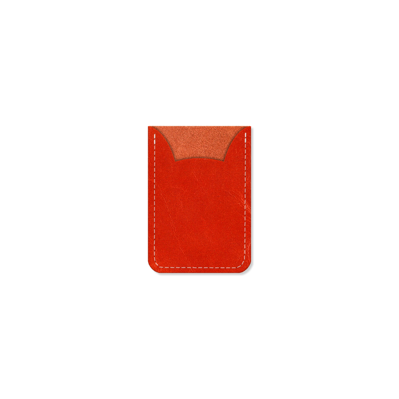 Custom - Foxy Card Sleeve - Saffron