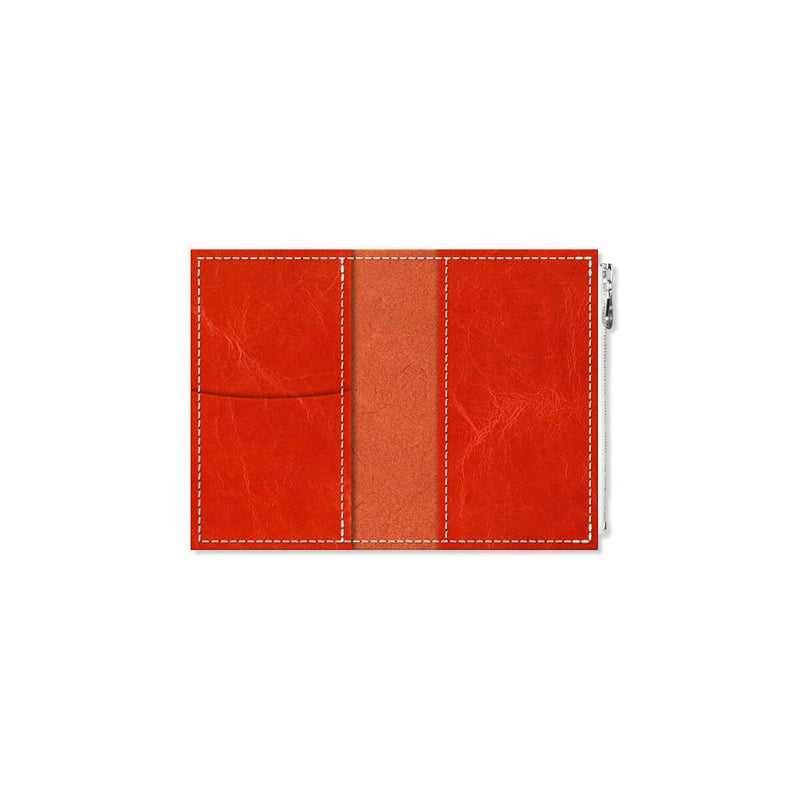 Custom - Foxy Notebook Wallet Insert  - Size No. 2 - Saffron