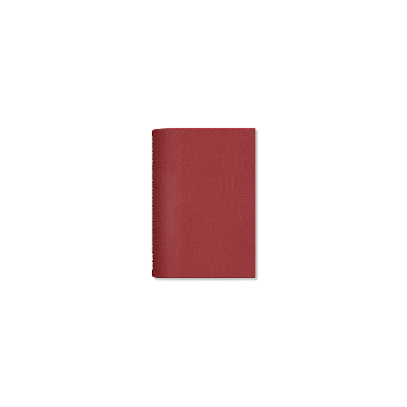 Custom - Tiny Notebook - Scarlet