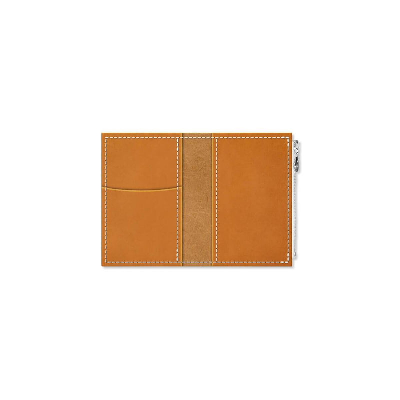 Custom - Foxy Notebook Wallet Insert - Size No. 1 - Sedona