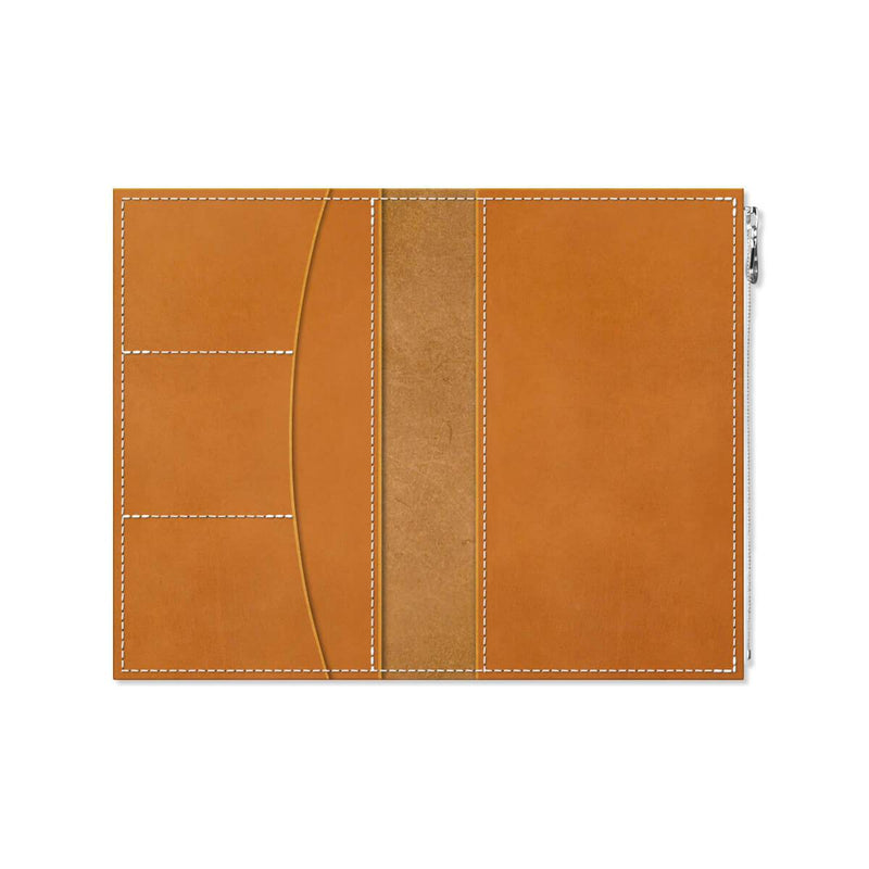 Custom - Foxy Notebook Wallet Insert - Size No. 7 - Sedona