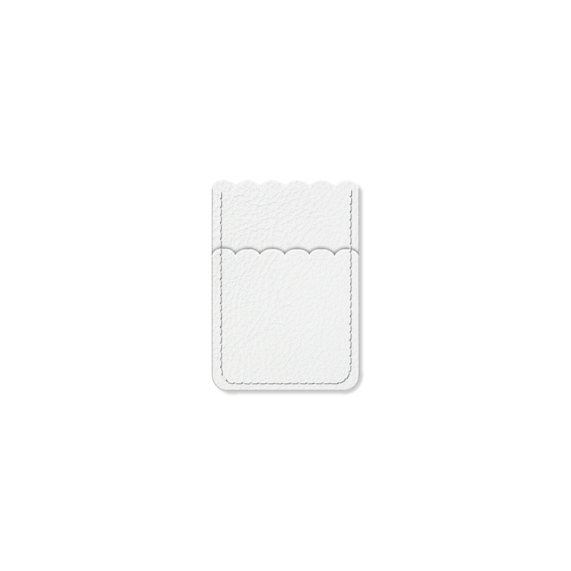 Custom - Petal Card Sleeve - Snow