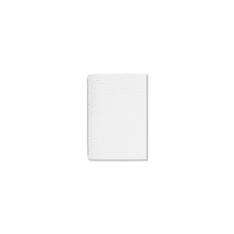 Custom - Tiny Notebook - Snow