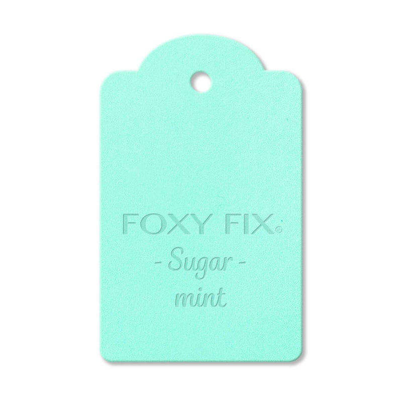 Leather Sample - Sugar - Mint