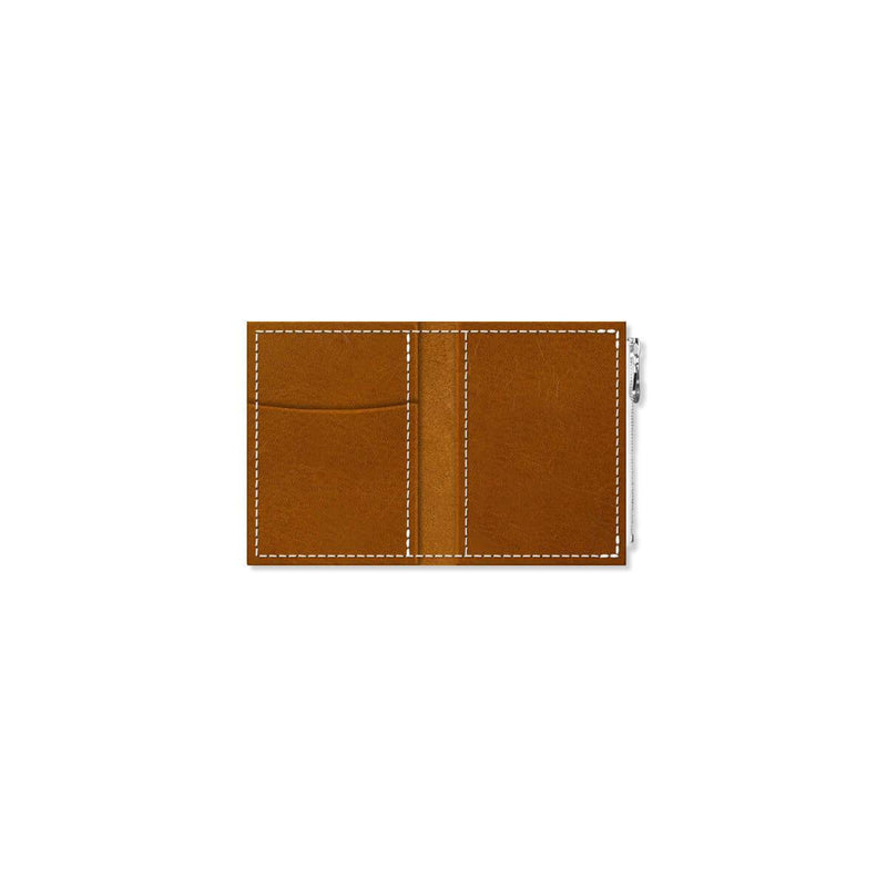 Custom - Foxy Notebook Wallet Insert - Size No. 0 - Whiskey