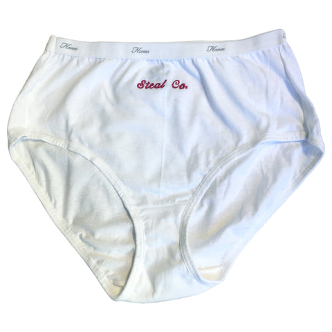 Embroidered Undies
