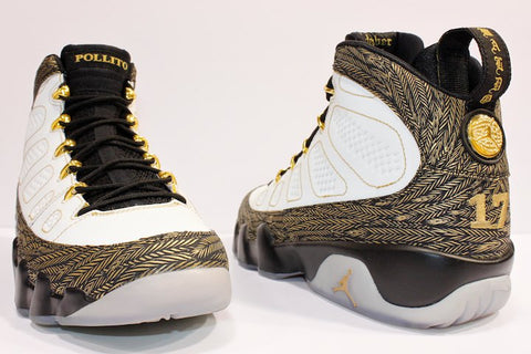 "AIR JORDAN 9 ""DOERNBECHER"""