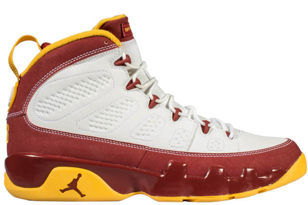"AIR JORDAN 9 ""CRAWFISH"""
