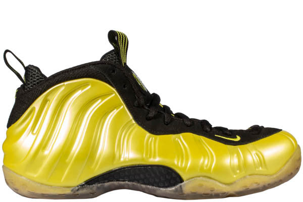 "NIKE AIR FOAMPOSITE ONE ""ELECTRO-LIME"""