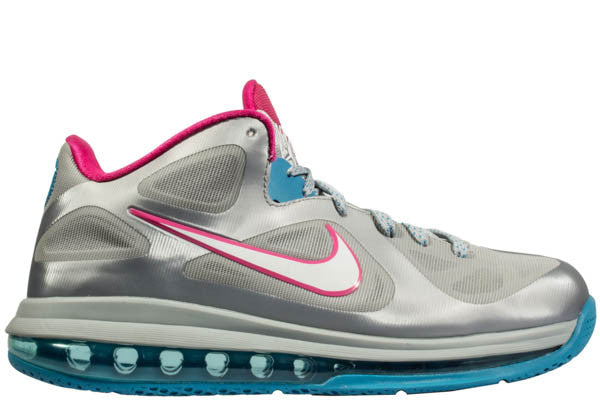"NIKE LEBRON 9 LOW ""FIREBERRY"""