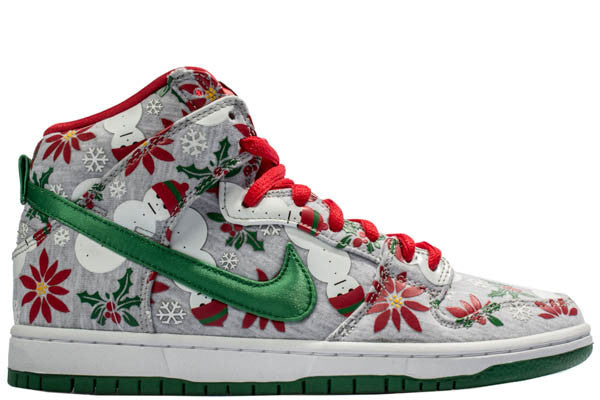 "NIKE SB HIGH ""UGLY SWEATER"""