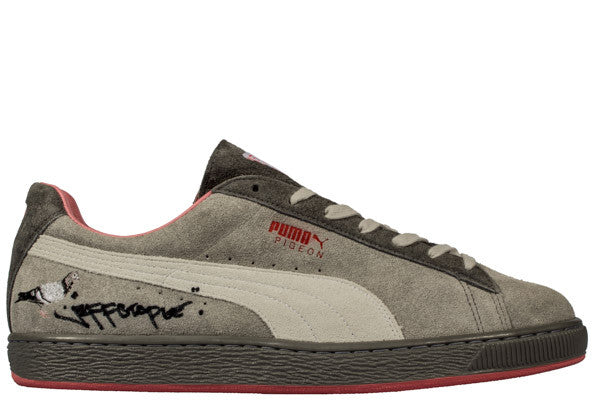 "STAPLE x PUMA SUEDE ""STAPLE PIGEON"""