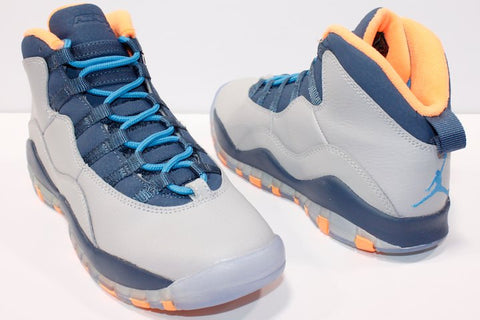 "AIR JORDAN 10 (GS) ""BOBCATS"""