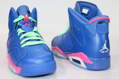 "AIR JORDAN 6 GS ""GAME ROYAL"""