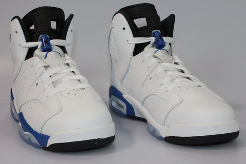 "AIR JORDAN 6 GS ""SPORT BLUE"""