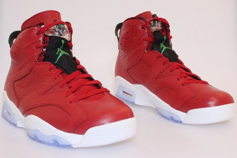 "AIR JORDAN 6 SPIZIKE ""HISTORY OF JORDAN"""