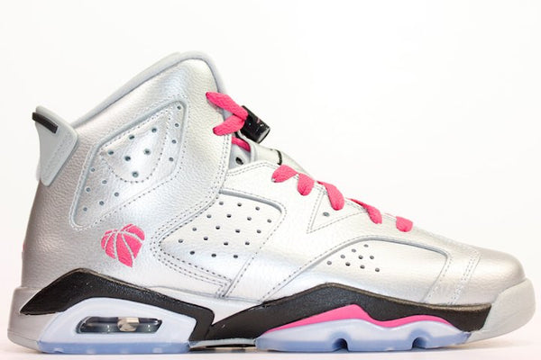 "AIR JORDAN 6 (GS) ""VALENTINES DAY"""