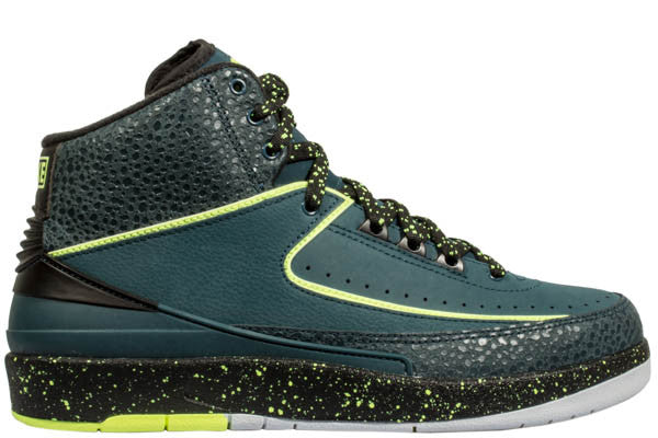 "AIR JORDAN 2 ""NIGHTSHADE"""