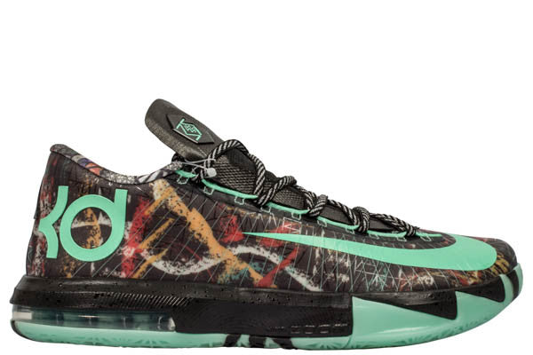 "NIKE KD 6 ""ALL STAR NOLA GUMBO LEAGUE"""