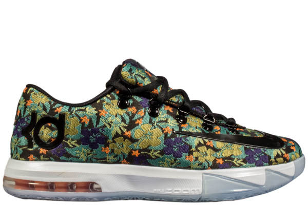 "NIKE KD 6 ""FLORAL"""