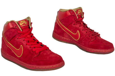 "NIKE DUNK SB HIGH ""YEAR OF THE HORSE"""