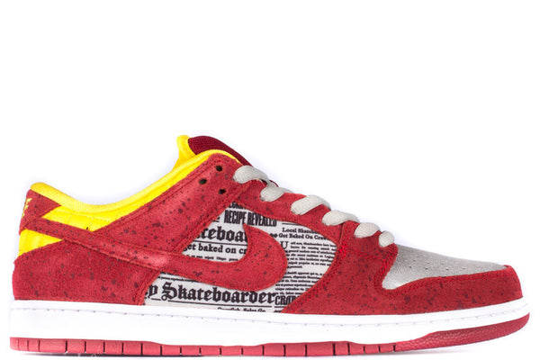 "NIKE SB LOW ""CRAWFISH"""