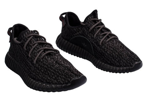 "ADIDAS YEEZY BOOST 350 ""PIRATE BLACK"" (2016 Release)"