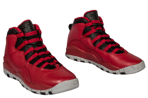 "AIR JORDAN 10 (GS) ""BULLS OVER BROADWAY"""