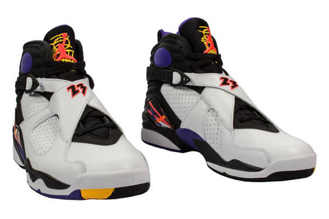 "AIR JORDAN 8 ""THREE PEAT"""