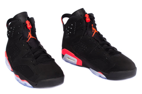 "AIR JORDAN 6 ""BLACK INFRARED 23"""