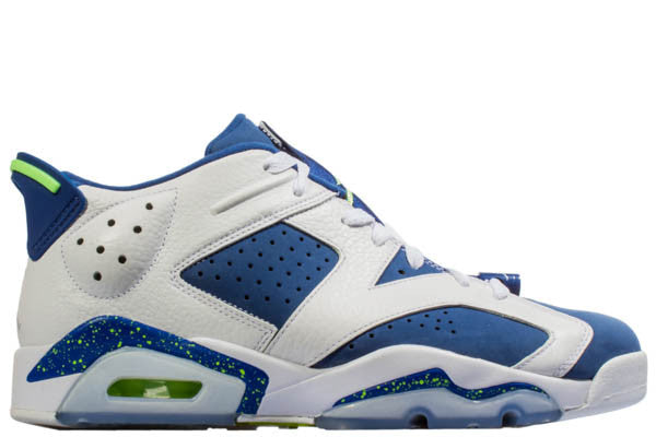 "AIR JORDAN 6 ""SEAHAWKS"""