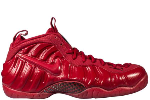 "NIKE AIR FOAMPOSITE PRO ""RED OCTOBER"""
