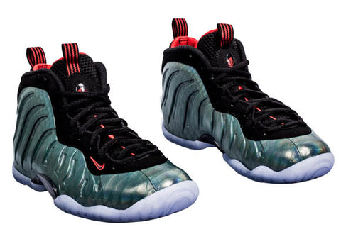 "NIKE FOAMPOSITE ONE GS ""GONE FISHING"""