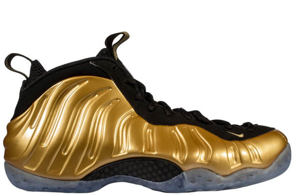 "NIKE AIR FOAMPOSITE ONE ""GOLD"""