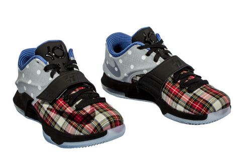 "NIKE KD 7 ""PLAID & POLKA DOT"""
