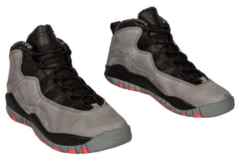 "AIR JORDAN 10 (GS) ""INFRARED COOL GREY"""