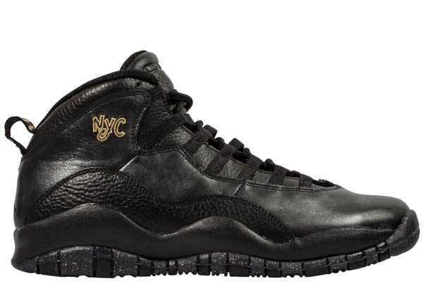 "AIR JORDAN 10 ""NYC CITY PACK"""