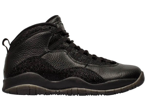"AIR JORDAN 10 ""BLACK OVO"""
