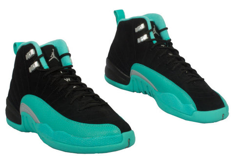"AIR JORDAN 12 (GS) ""HYPER JADE"""