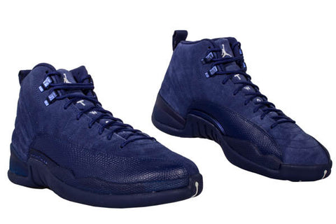 "AIR JORDAN 12 ""DEEP ROYAL SUEDE"""