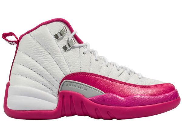 "AIR JORDAN 12 (GS) ""VALENTINES DAY"""
