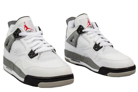 "AIR JORDAN 4 (GS) ""CEMENT"""