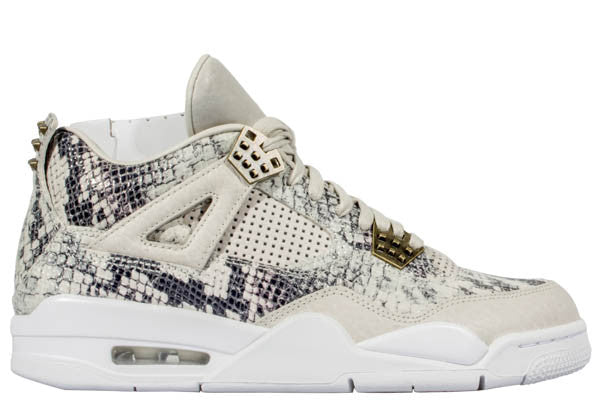 "AIR JORDAN 4 ""PINNACLE SNAKESKIN"""